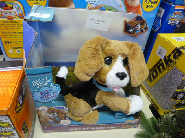 Lot 49 - *Furreal Chatty Charlie