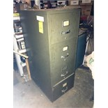 4-Drawer Fireproof Legal-Size File Cabinet