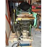 Chandler & Price 10x13 Platen Press