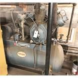 Ingersoll-Rand Mod.15T4 15HP Air Compressor