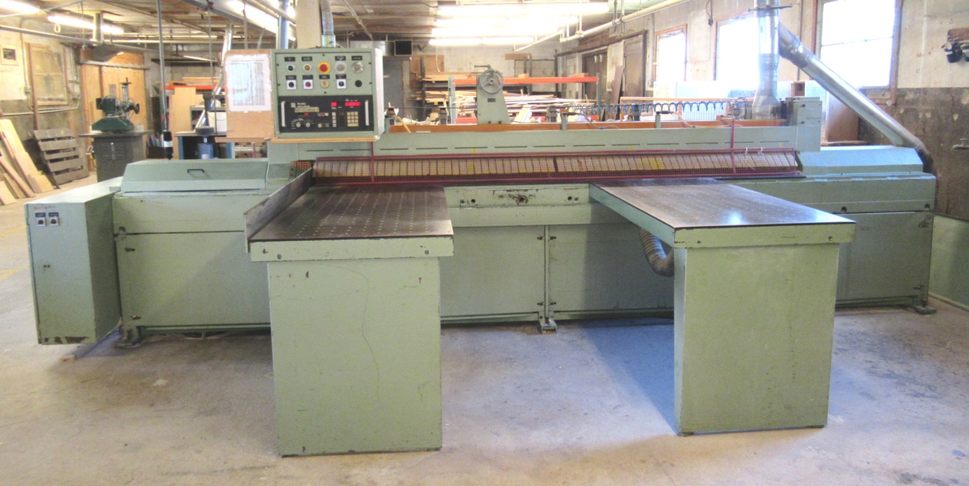 "Lot 34 - Scheer Type FM16 3100 122"" Front Loading Automatic Panel Saw"