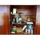 CONTENTS OF SUPPLY CABINET