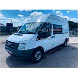 FORD TRANSIT 350 LWB 2.4 TDCi MESSING/WELFARE VAN (2011) **FULL HISTORY** 1 COMPANY OWNER