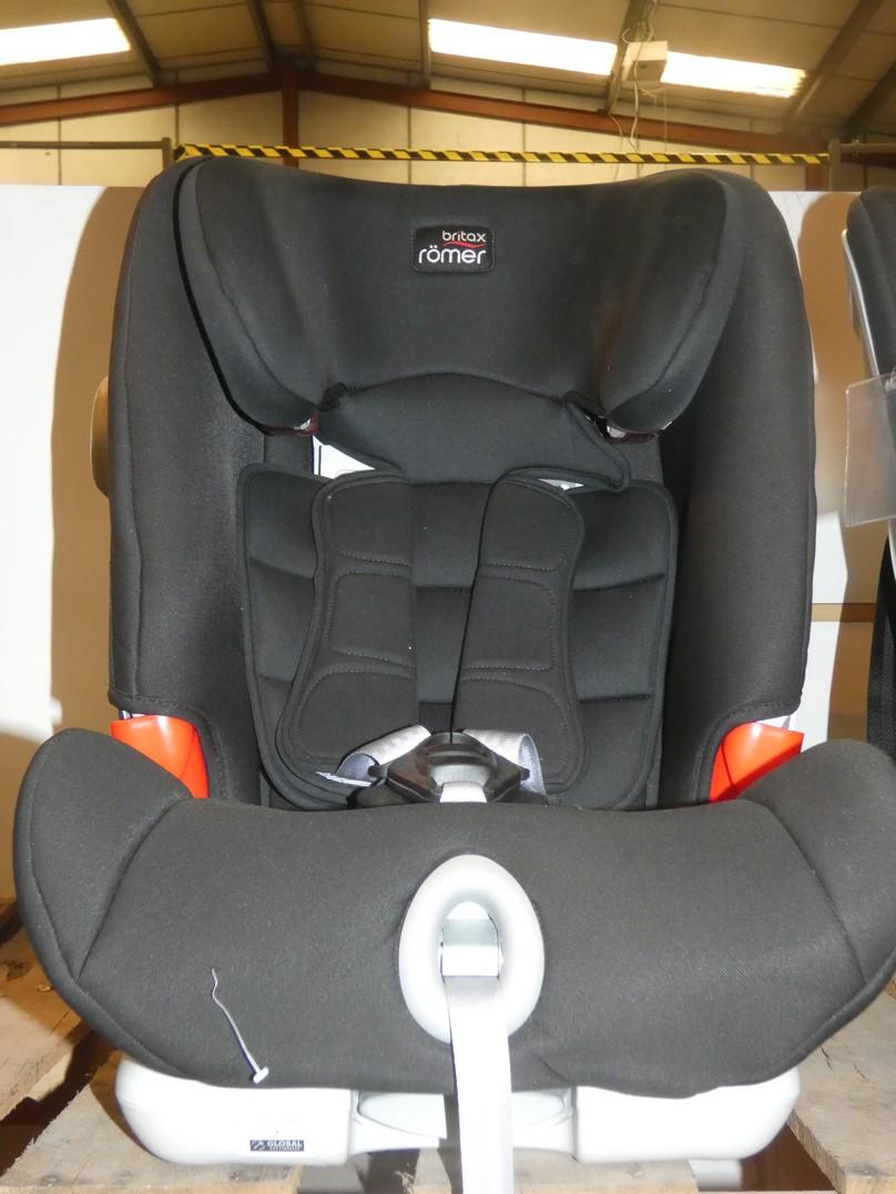 Lot 2 - Britax Romer In Car Kids Safety Seat RRP £180 (817081)
