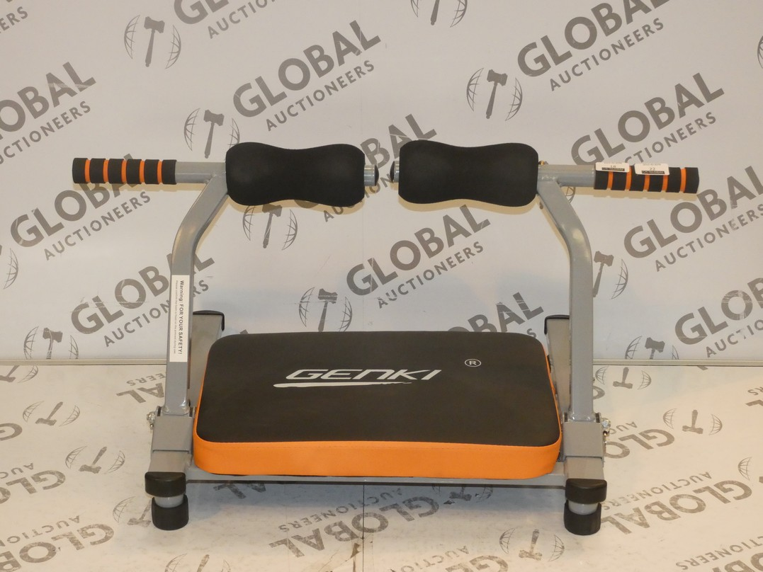 Lot 19 - Boxed Brand New Genki Ab Exercise Machine RRP £35