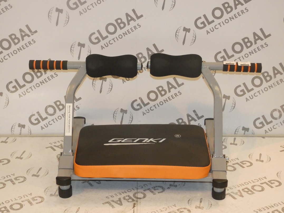 Lot 20 - Boxed Brand New Genki Ab Exercise Machine RRP £35