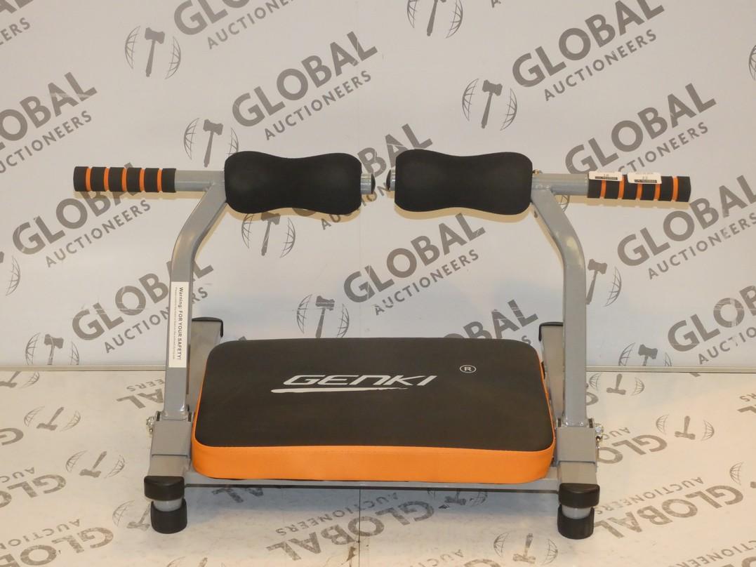 Lot 22 - Boxed Brand New Genki Ab Exercise Machine RRP £35