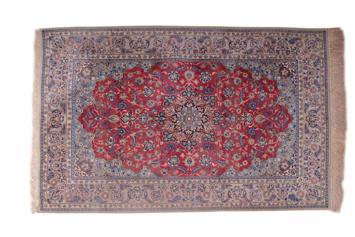 PERSERTEPPICH Isfahan, 110 x 160 cm