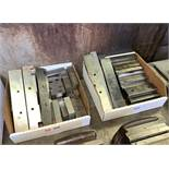 Lot with (2) Boxes of Machine Vise Soft Jaws (Located in Levittown, PA Facility)