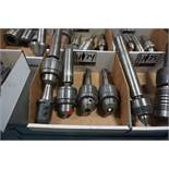 Assorted Morse Taper Drill Chucks