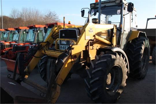 4 Door Tractor : Massey ferguson t cc door tractor reg no