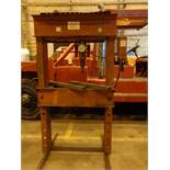 40 Ton H Frame shop press