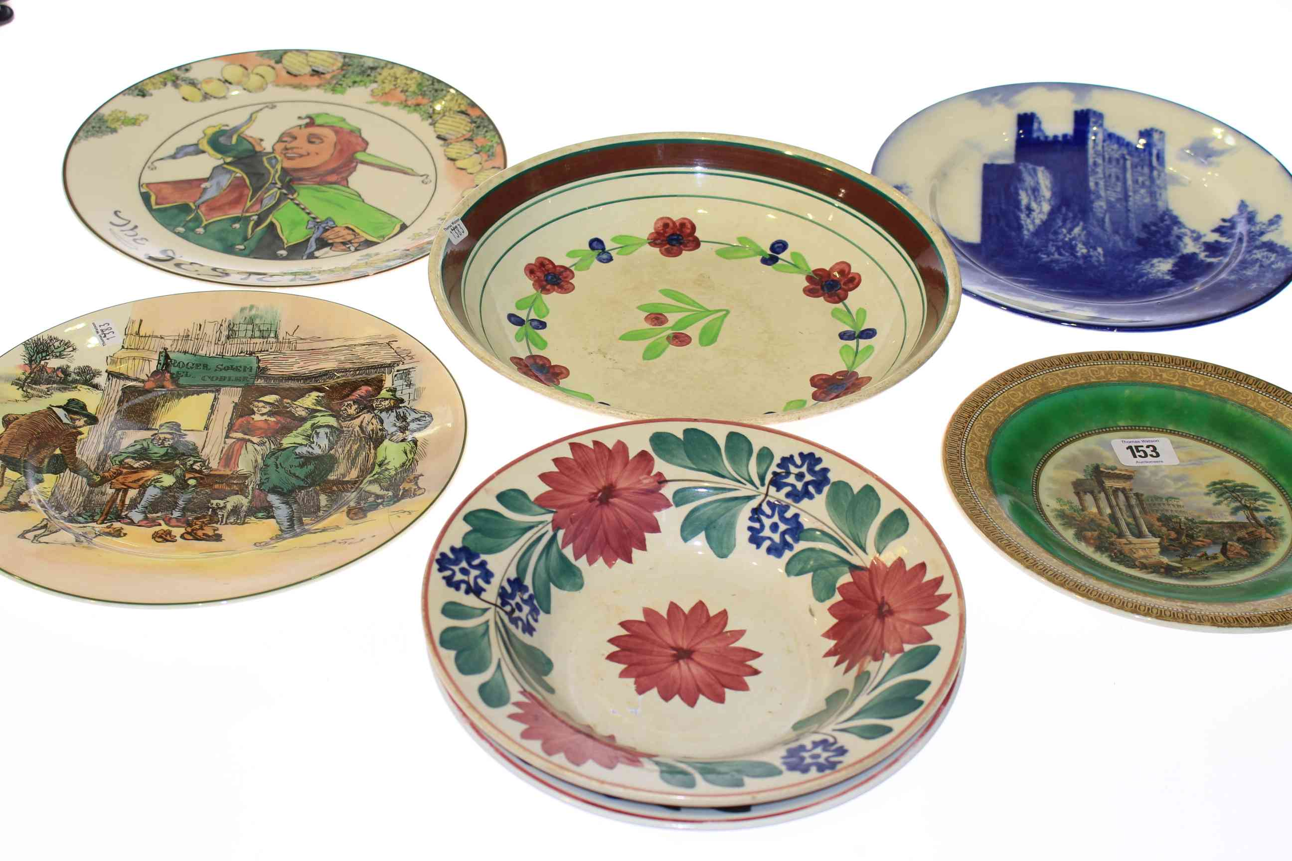 royal doulton plates price guide