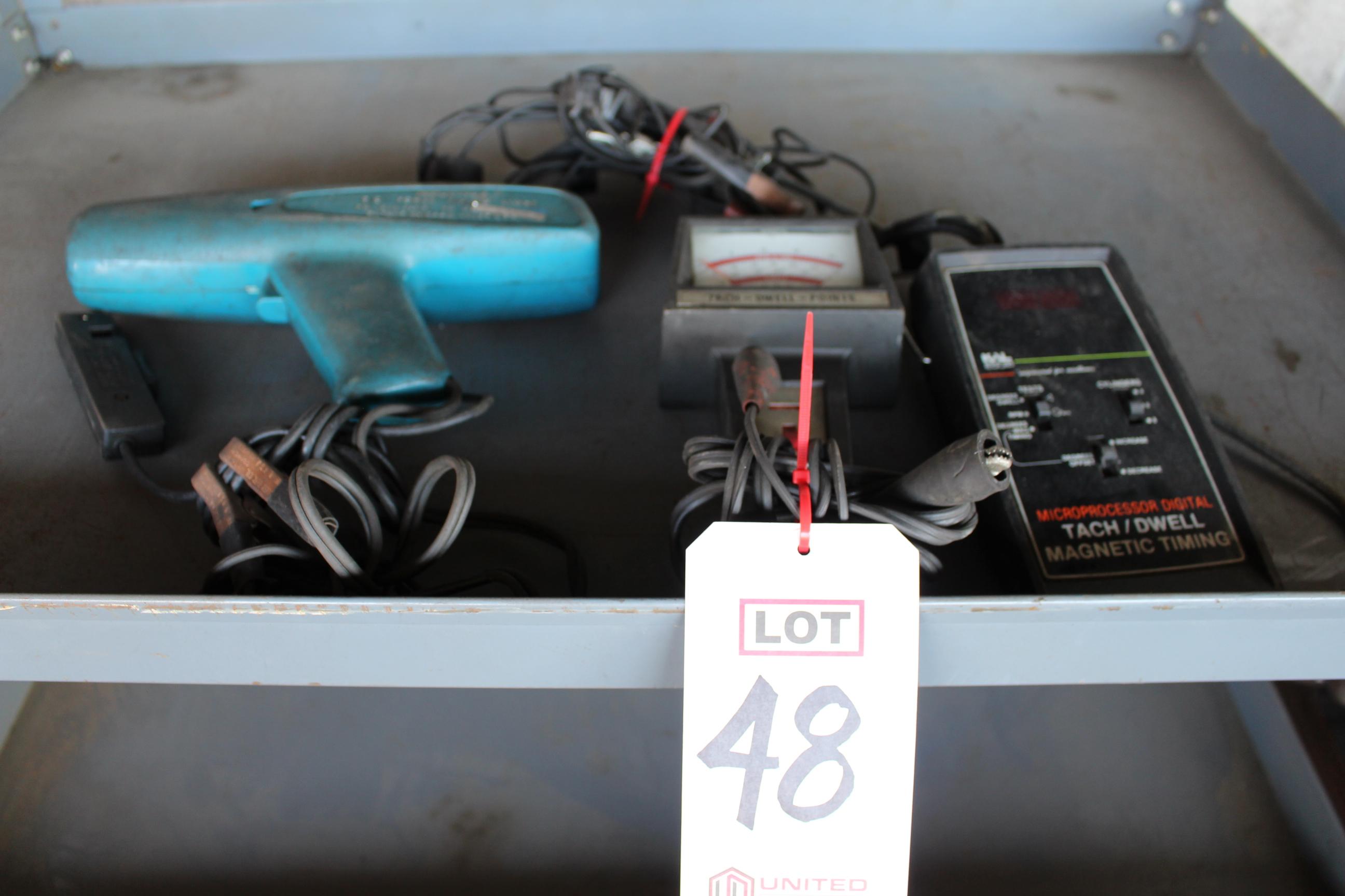 Lot 48 - TIMING TOOLS