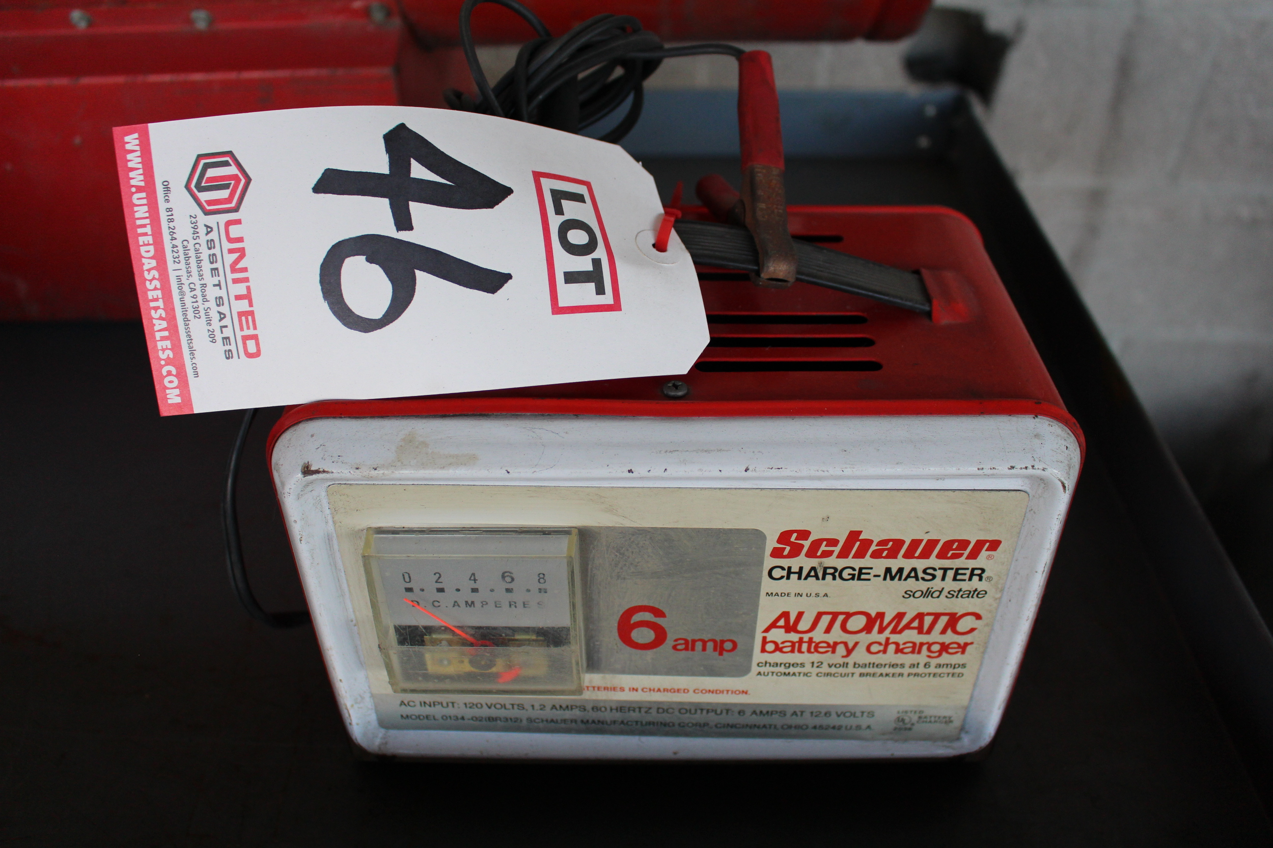 Lot 46 - SCHAUER CHARGER