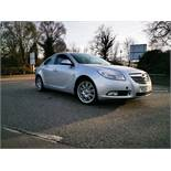 2009/58 REG VAUXHALL INSIGNIA SRI 160 CDTI 2.0 DIESEL 5DR HATCHBACK, SHOWING 3 FORMER KEEPERS