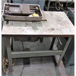 CUSTOM TABLE SAW; PEDAL CONTROL [A#245][LOCATED IN Kiryat Malachi]