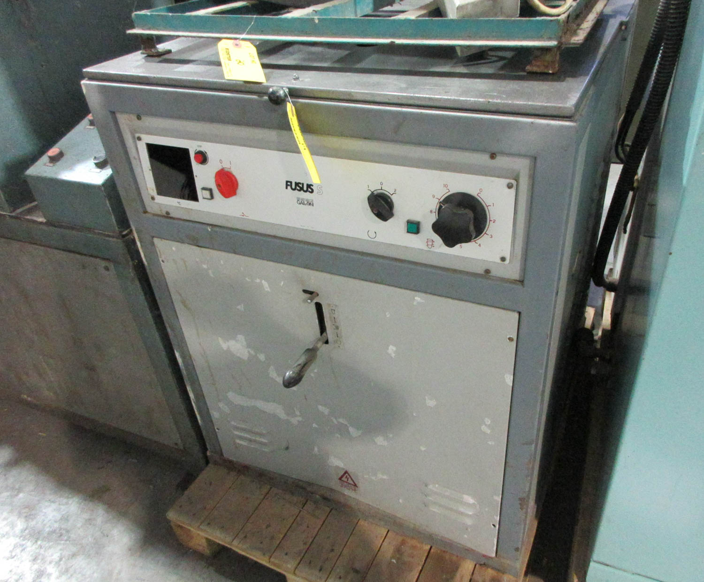 GALONI FUSOS MDL. S VACUUM CASTING MACHINE; 50 HZ; 380V; 3 PH; 5 KVA, S/N: 177-93 (1993) [A#214][ - Image 2 of 3