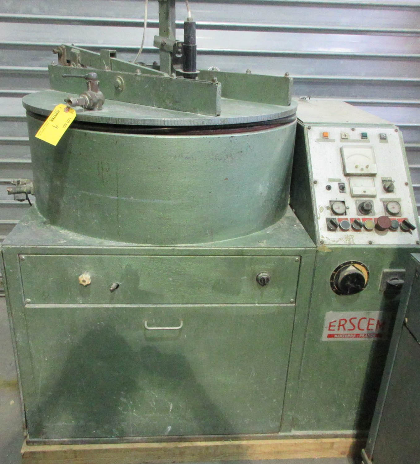 Lot 9 - ERSCEM KILN MDL. CV-23 ULTRA CAST CASTING MACHINE; 84 CM DIAMETER, S/N: 82889 (1989) [A#208][LOCATED