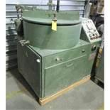 ERSCEM KILN MDL. CV-23 ULTRA CAST CASTING MACHINE; 84 CM DIAMETER, S/N: 82889 (1989) [A#208][LOCATED