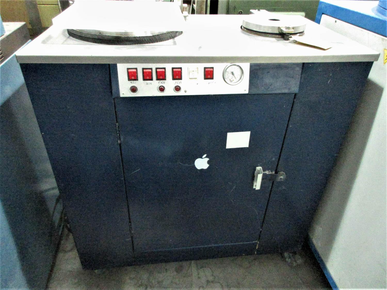 CASTING MACHINE; CUSTOM; 26 DIAMETER POTS; 15 CM DIAMETER POTS [A#210][LOCATED IN Kiryat Malachi]