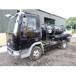 R reg IVECO 75E15 VACUUMED TANKER (LOCATION SHEFFIELD) 1ST REG 01/98, TEST 08/20, 91115M, NO V5 (