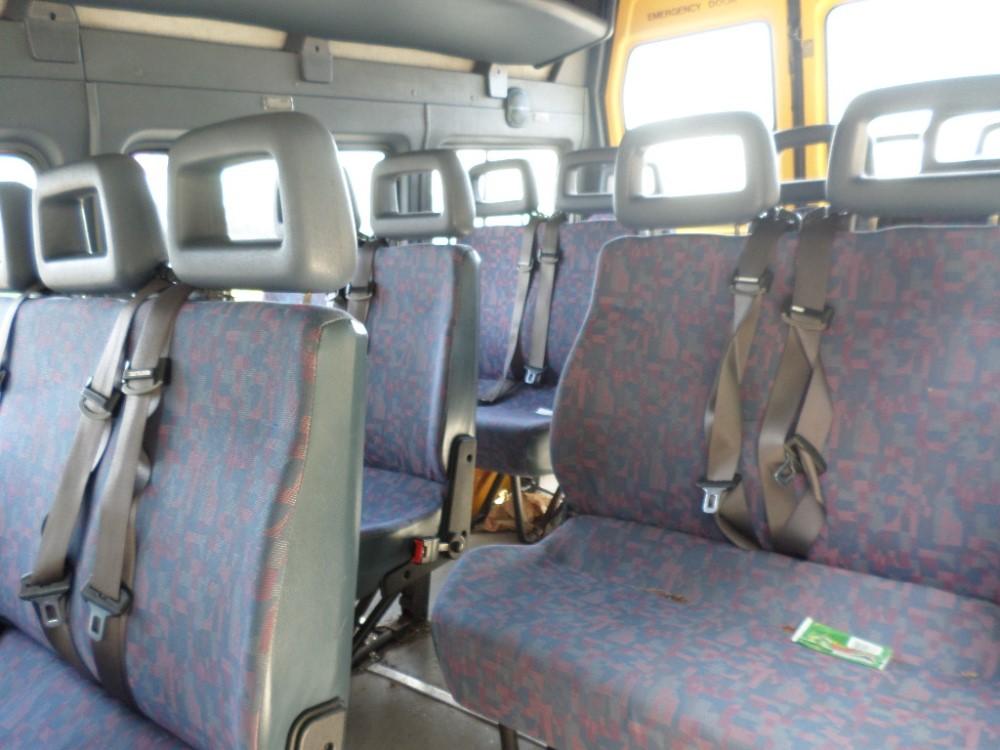 X reg LDV 400 CONVOY D LWB 17 SEAT MINIBUS (LOCATION SHEFFIELD) 1ST REG 12/00, 40248KM, V5 [+ VAT] - Image 5 of 7