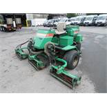 RANSOMES FAIRWAY 300 5 GANG RIDE ON MOWER, 6464 HOURS [+ VAT]