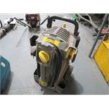 240v H/D ELECTRIC PRESSURE WASHER [PWC755] [+ VAT]