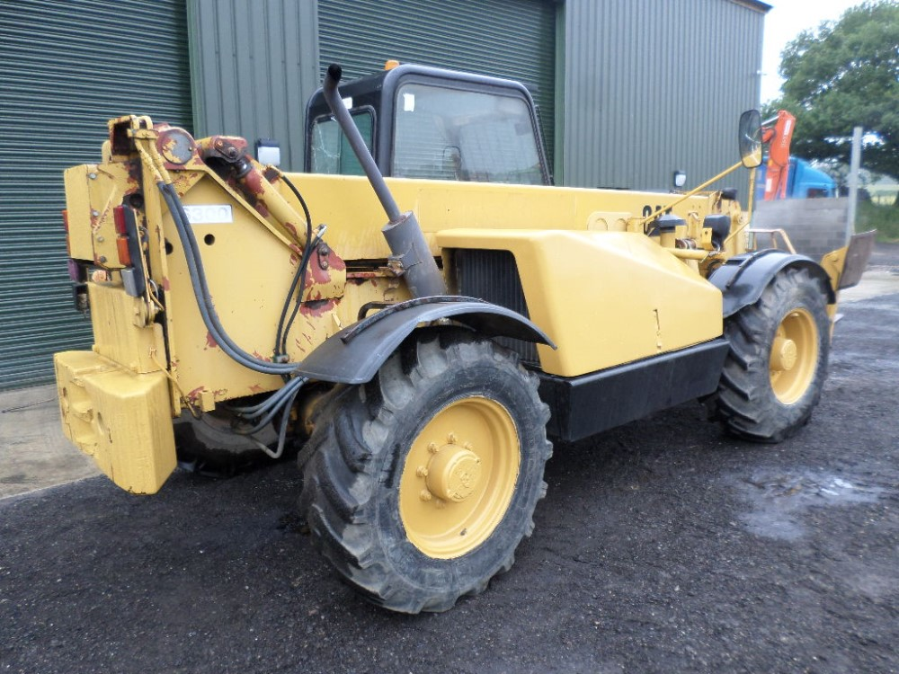 1999 CAT TH63 TELEPORTER (LOCATON SHEFFIELD) 5612 HOURS (RING FOR COLLECTION DETAILS) [+ VAT] - Image 4 of 13
