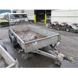 IFOR WILLIAMS GD126G TRAILER (DIRECT COUNCIL) (10651) [+ VAT]