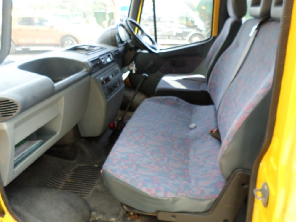 X reg LDV 400 CONVOY D LWB 17 SEAT MINIBUS (LOCATION SHEFFIELD) 1ST REG 12/00, 40248KM, V5 [+ VAT] - Image 6 of 7