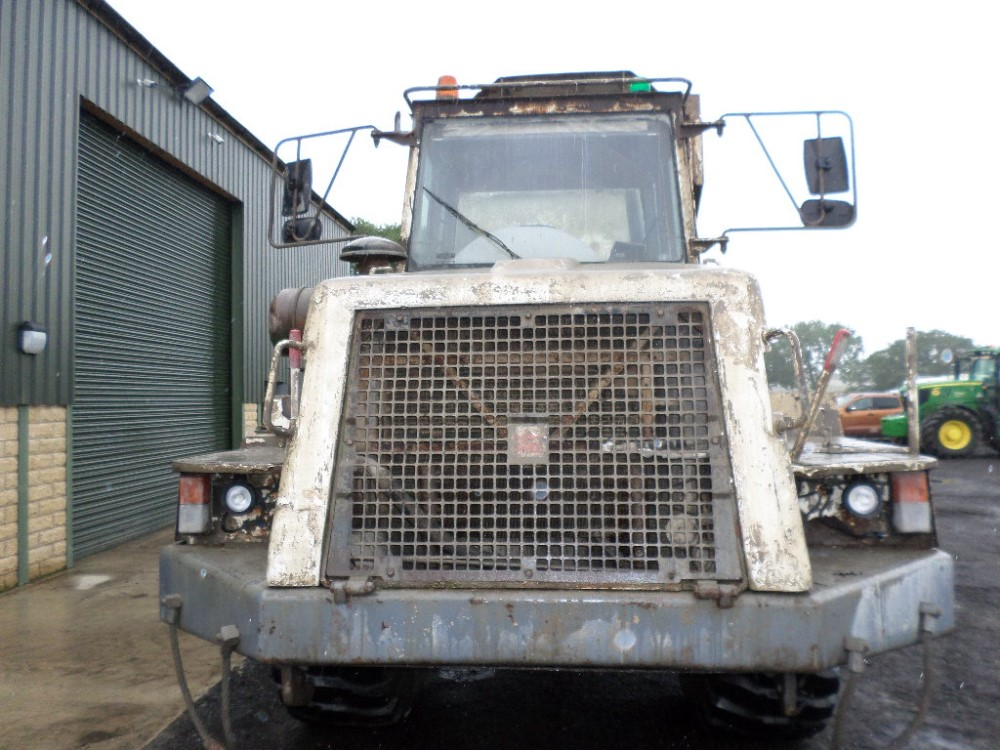 2001 TEREX TA27 6WD DUMPER (LOCATION SHEFFIELD) 2337 HOURS (RING FOR COLLECTION DETAILS) [+ VAT] - Image 3 of 9