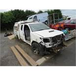 61 reg TOYOTA HILUX HL2 D-4D 4 X 4 ECB (DIRECT ELECTRICITY NW) 1ST REG 12/11, V5 MAY FOLLOW (SCRAP -