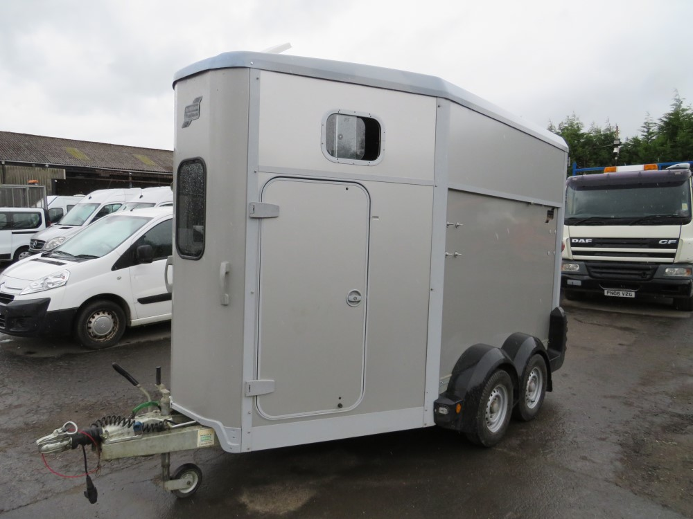 IFOR WILLIAMS HB511 HORSE TRAILER [NO VAT] - Image 2 of 5