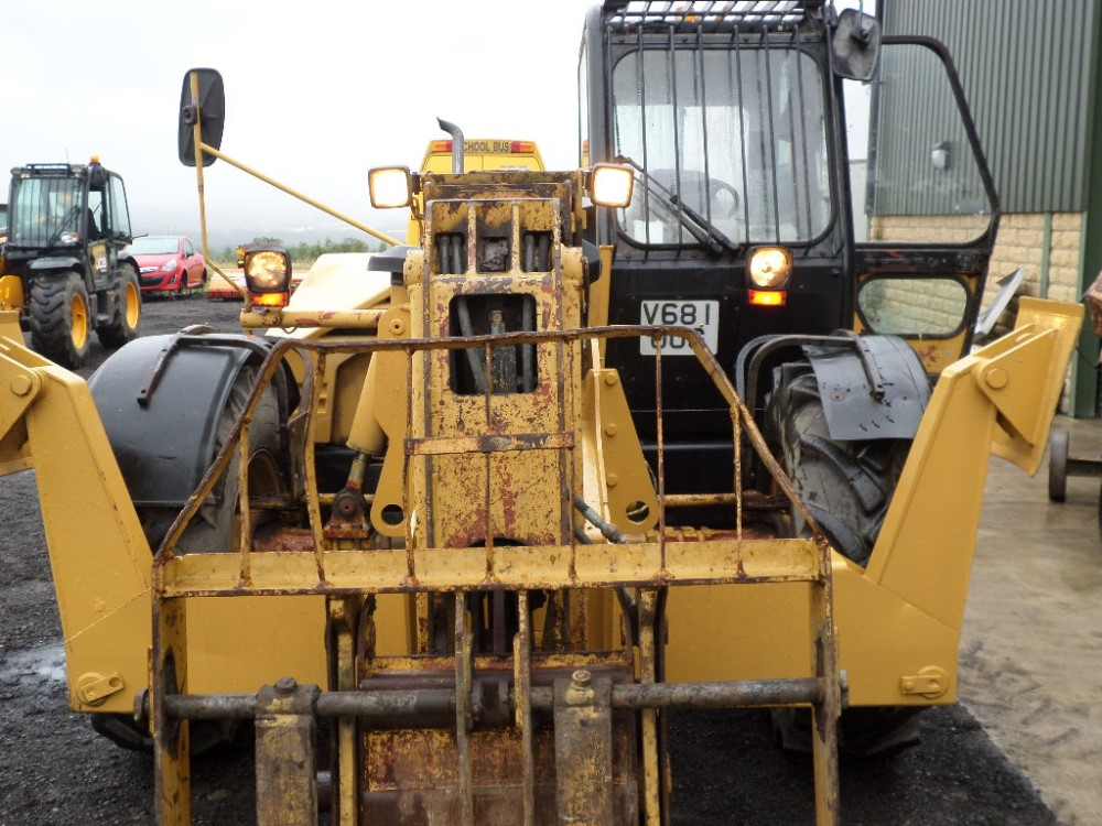 1999 CAT TH63 TELEPORTER (LOCATON SHEFFIELD) 5612 HOURS (RING FOR COLLECTION DETAILS) [+ VAT] - Image 8 of 13