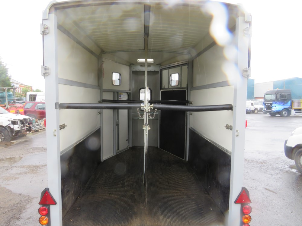 IFOR WILLIAMS HB511 HORSE TRAILER [NO VAT] - Image 5 of 5