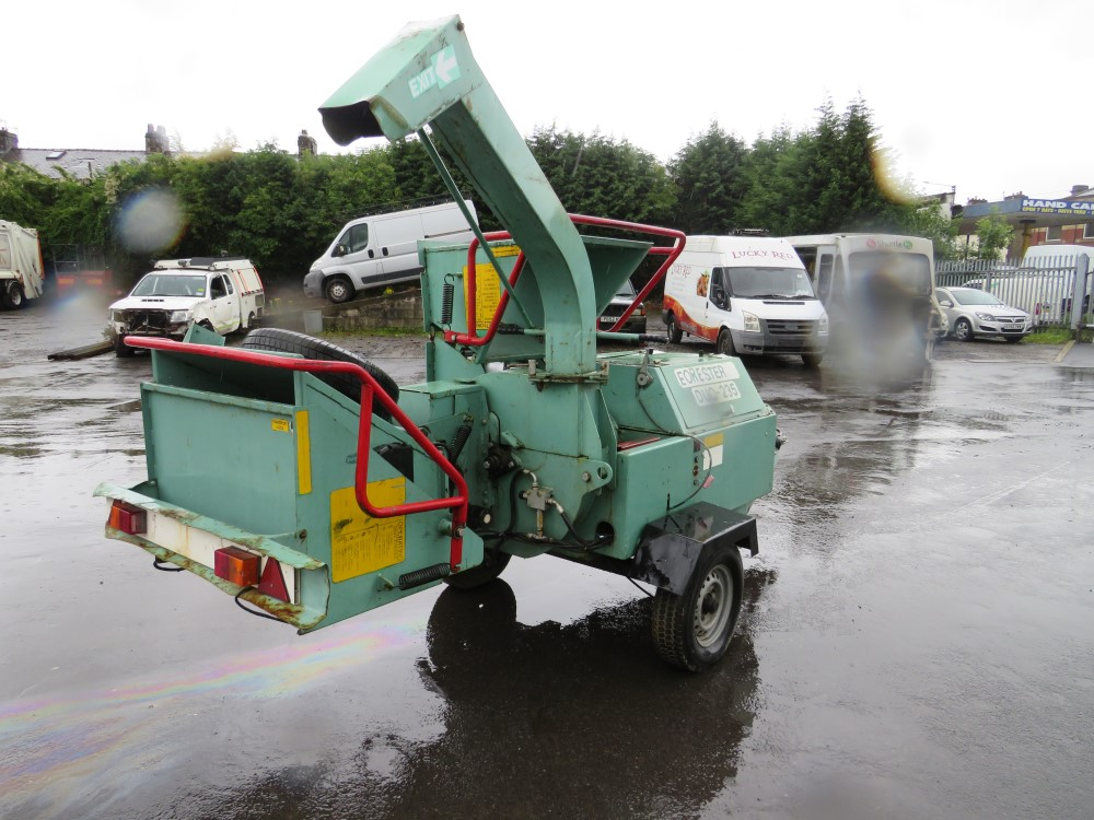 LANDFORCE DUO 235 FAST TOW WOOD CHIPPER [+ VAT] - Image 2 of 2
