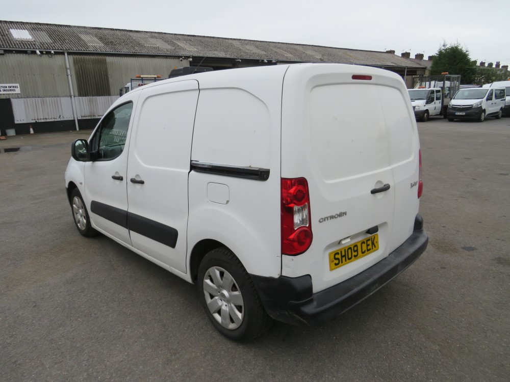 09 reg CITROEN BERLINGO 625 X HDI 75, 1ST REG 05/09, TEST 05/21, 142770M, V5 HERE [+ VAT] - Image 3 of 6