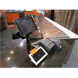 POS Terminal w/ Apple IPad, Credit Card Swipe, (2) Nexus Tablets, Epson Receipt & Ticket Printer