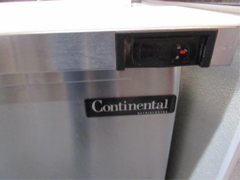 Continental Pizza Prep Unit, Model: SW72, SN: 15758736 - Image 5 of 6