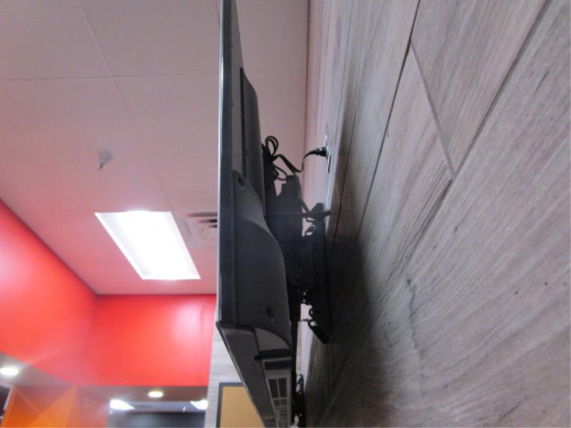 (3) Sharp TV's w/ Wall Mounting Bracket - Image 4 of 5