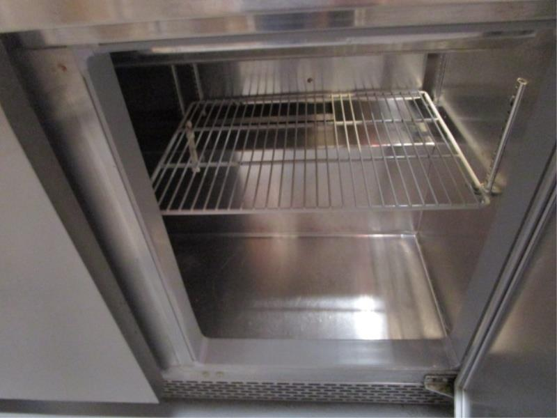 Continental Pizza Prep Unit, Model: SW72, SN: 15758736 - Image 6 of 6