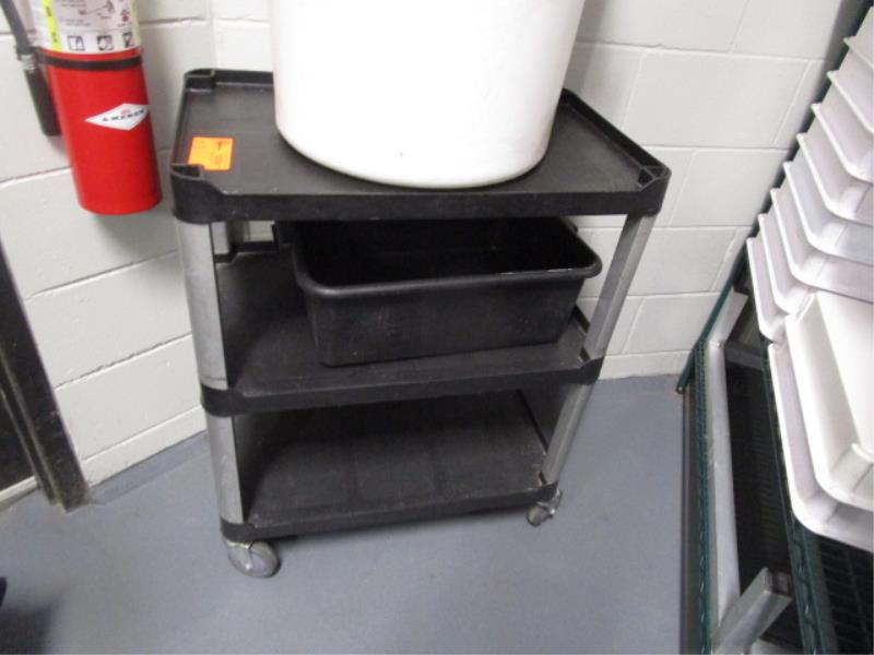 Three Tier Kitchen Cart
