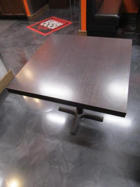 (6) Four Top Laminate Tables & (1) Two Top Table - Image 5 of 5