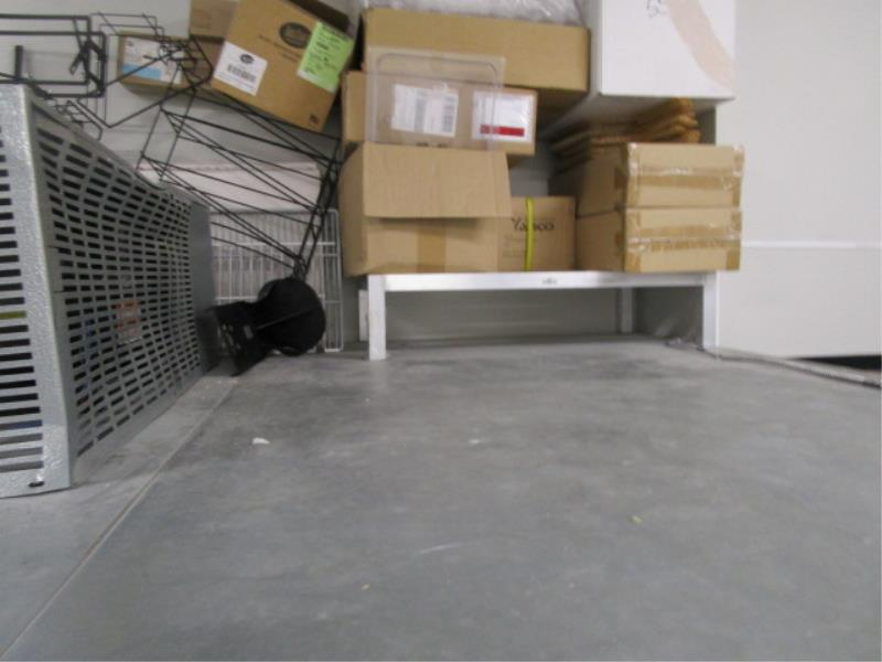 """Walk In Cooler by Norlake, Approx. 10' x 91""""t x 6'w, Drop In Compressor, Cut Out In Rear For - Image 3 of 13"""