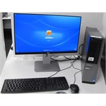 DELL OPTIPLEX 3010 i5 TOWER COMPUTER W/ MONITOR, KEYBOARD, MOUSE (WINDOWS 7)