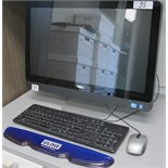 DELL OPTIPLEX 9010 ALL IN ONE DESKTOP COMPUTER (WINDOWS 7)