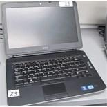 DELL LATITUDE E5430 i5 LAPTOP W/DOCKING STATION KEYBOARD, MOUSE (NO WINDOWS 7)