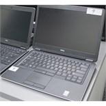 DELL LATITUDE E7450 i5 LAPTOP W/DOCKING STATION KEYBOARD, MOUSE (WINDOWS 7)